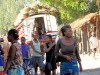 Madagascar Mangily : le village