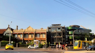 Australie - Melbourne : St Kilda