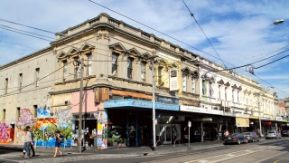 Australie - Melbourne : architecture victorienne