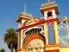 Australie - Melbourne : St Kilda, Luna Park