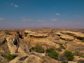 USA - Canyonsland NP
