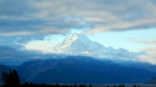 Nouvelle Zélande - Mont Cook