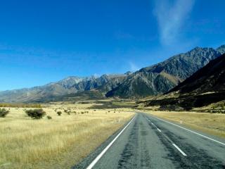 Nouvelle Zélande - on the road : Lake Tekapo