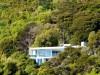 Nouvelle Zélande - Péninsule de Banks : Akaroa, maison archi
