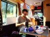 Nouvelle Zélande - on the road : lunch time