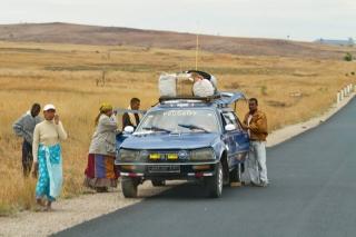 Madagascar : sur la route