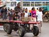 Madagascar - Tuléar : gare routière