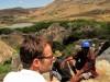 Madagascar - Réserve de l' Anja : point de vue