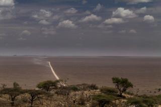 Serengeti : entrée du parc