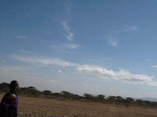 Conservation Area du Ngorongoro : Massaï