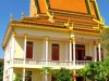 Cambodge - Phnom Penh : archi khmère