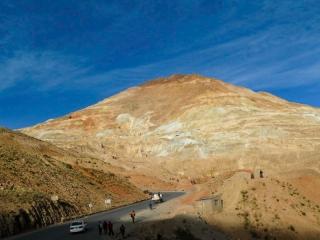 Bolivie : Potosi - Cerro Rico