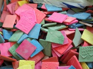 Bolivie : Potosi - marché aux sorcières