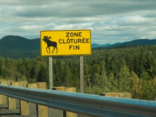 Canada - Québec : sur la route