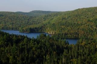 Canada - Québec : Parc national de la Mauricie
