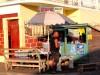 Madagascar - Morondava : stand petit-déjeuner