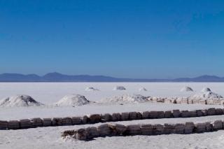 Bolivie : traversée du salar d'Uyuni
