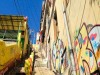 Chili - Valparaiso : street art