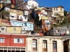 Chili - Valparaiso : funiculaire