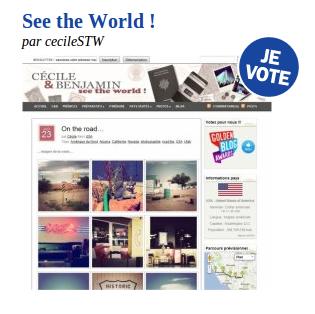 Concours Marie Claire Maison : votez pour STW !