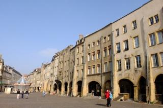 Tour d'Europe : Metz