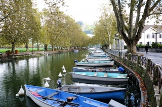 Tour d'Europe : Annecy