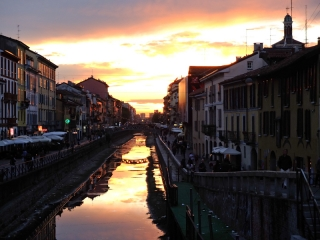 Tour d'Europe : Italie