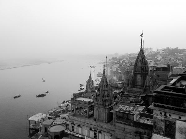 Inde : Varanasi