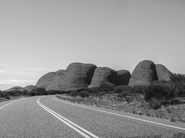 Australie : Mont Olga