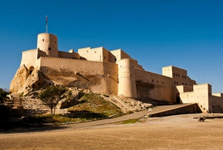 Oman : fort