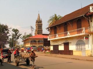 Madagascar : Antsirabe