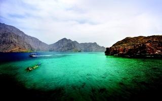 Oman : plongée