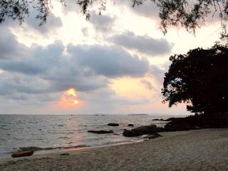Cambodge - Sihanoukville : Independance beach