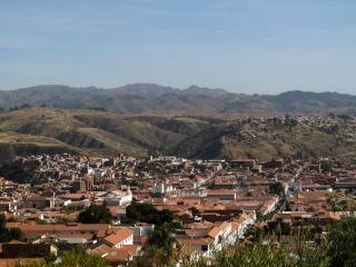 Bolivie : Sucre