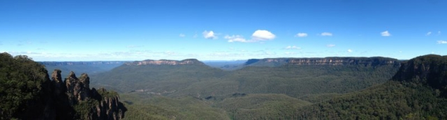 Australie : Parc national des Blue Mountains
