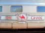 The Ghan - Alice Springs