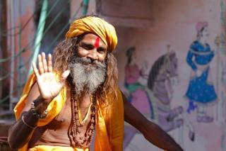 Inde - Udaipur : portrait
