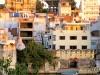 Inde - Udaipur : dernier couché de soleil depuis notre chambre