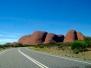 Uluru NP et Kata Tjuta NP