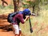 Australie - Ayers Rock : Benjamin photographe