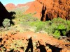 Australie - Monts Olga : Valley of the Winds walk