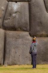 Pérou - Vallée de l'Inca : Sacsayhuaman