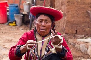 Pérou - Vallée de l'Inca : Chinchero