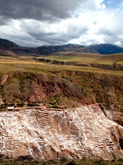 Pérou - Vallée de l'Inca : Maras - Salineras