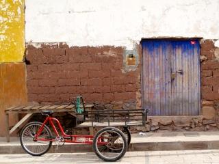Pérou - Vallée de l'Inca : Pisac