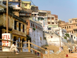 Inde - Varanasi