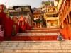 Inde - Varanasi : ghâts