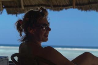Zanzibar - Matemwe : notre bar-restau