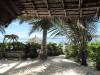 Zanzibar - Matemwe : notre terrasse